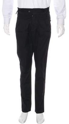Dolce & Gabbana Woven Pleated Pants