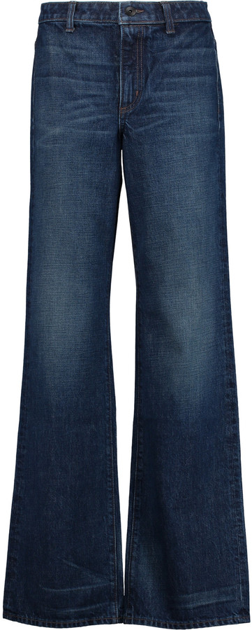 Helmut LangHelmut Lang Wide-leg boyfriend jeans