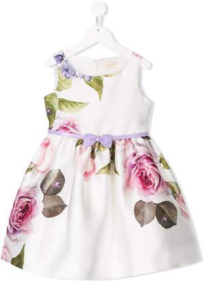 MonnaLisa Chic floral print dress