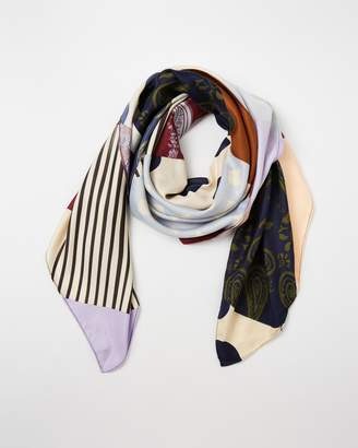 Mng Match Neck Scarf