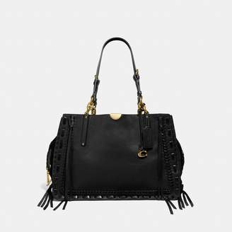 Coach Dreamer Tote 34 With Whipstitch
