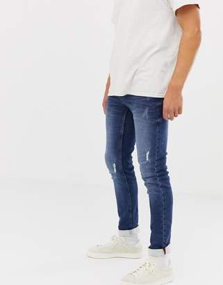 Blend of America Blend slim fit jeans midwash