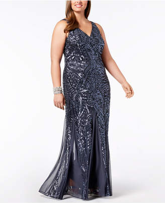 Macy\'s Plus Size Dresses - ShopStyle