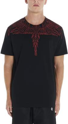 Marcelo Burlon County of Milan red Wings T-shirt