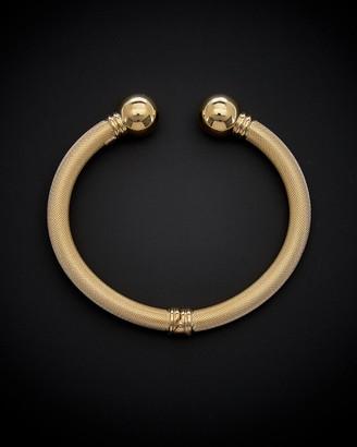 Italian Gold 18K Bangle