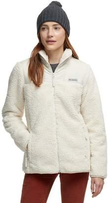 Columbia Winter Pass Full-Zip Fleece Jacket - Women's