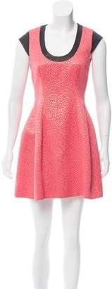 Yigal Azrouel Cut25 by Sleeveless A-Line Dress