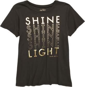 Spiritual Gangster Shine Light Graphic Tee