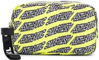 Diesel Aesthetic wash bag
