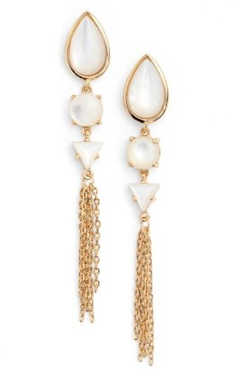 Women's Jules Smith Willow Drop Earrings $75 thestylecure.com