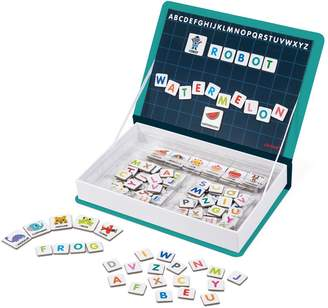 Janod Magnetic Alphabet Book