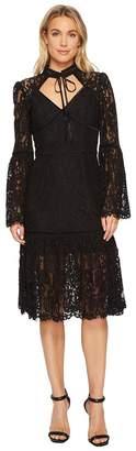Adelyn Rae Gina Midi Dress Women's Dress