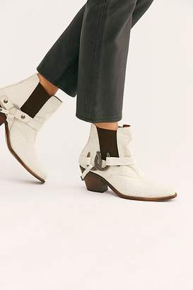 Understated Leather Lady Luck Ankle Boot