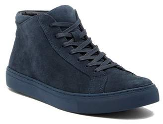 Kenneth Cole Reaction Design Suede Hi-Top Sneaker