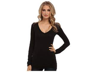 LAmade Fitted V-Neck Tee