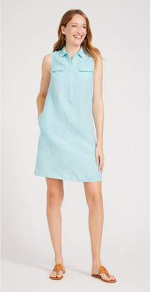 J.Mclaughlin Aberdeen Linen Dress