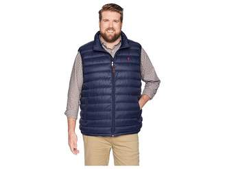 Polo Ralph Lauren Big Tall Lightweight Packable Down Vest