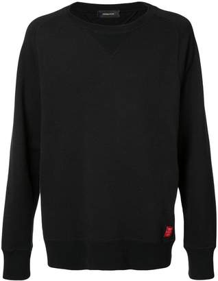 Undercover knitted sweater