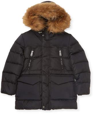 ADD Pocket Hooded Jacket