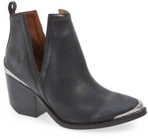 Women's Jeffrey Campbell Cromwell Cutout Western Boot