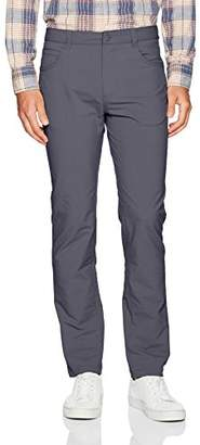 Louis Raphael Men's Hybrid Slim Fit 5 Pocket Pant