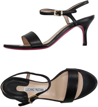 LUCIANO PADOVAN Sandals $296 thestylecure.com