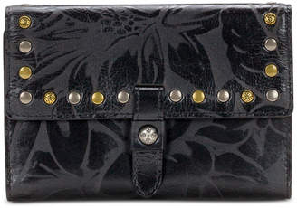Patricia Nash Colli Laser Floral Leather Wallet