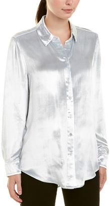Equipment Essential Silk-Blend Top