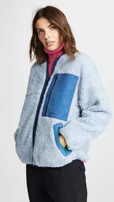 Sandy Liang 203 Fleece Jacket