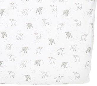 Petit Pehr 'Lamb' Crib Sheet $36 thestylecure.com