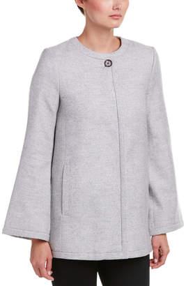 Hobbs Wool-Blend Coat