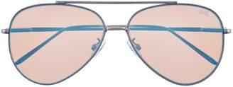 Vince Camuto Flat-lens Aviator Sunglasses