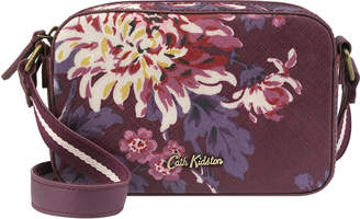Cath Kidston York Flowers Mini Lozenge Cross Body Bag