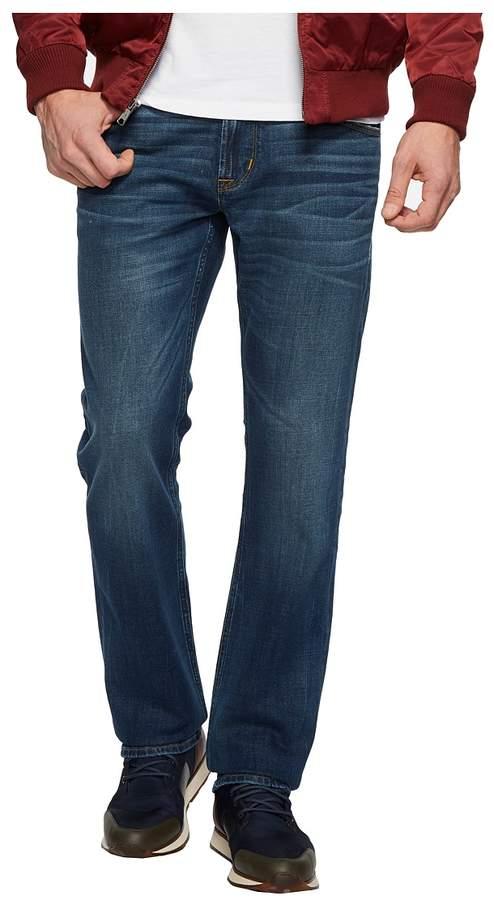 Hudson Byron Straight Zip Fly Jeans in Shuvit Men's Jeans