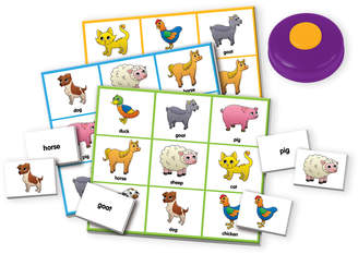 The Learning Journey Listen & Play Farm Bingo Set
