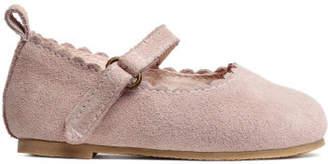 H&M Suede Ballet Flats - Pink