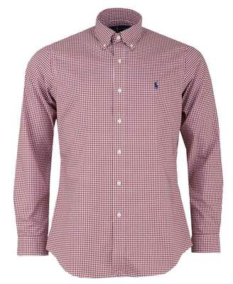Polo Ralph Lauren Custom Fit Gingham Checked Shirt