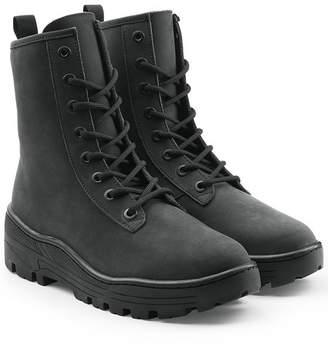Yeezy Nubuck Military Boots