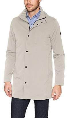 J. Lindeberg Men's Tech Nylon Coat