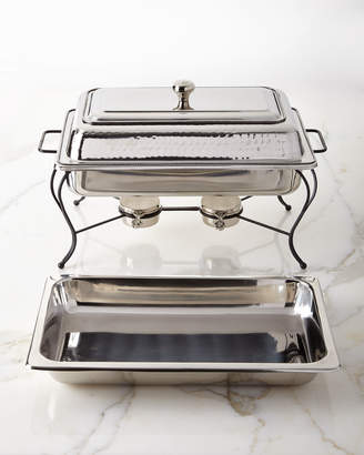 Star Home Designs 8-Quart Rectangular Chafing Dish