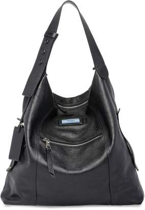 Prada Etiquette slouchy shoulder bag