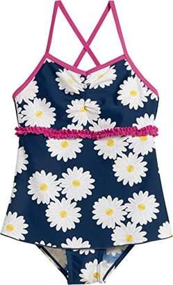 Playshoes Girl's Uv-Schutz Badeanzug Mit Rock Margerite Swimsuit,(Size: 86/92)