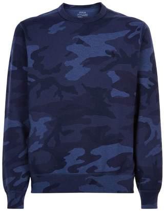 Polo Ralph Lauren Camouflage Sweater