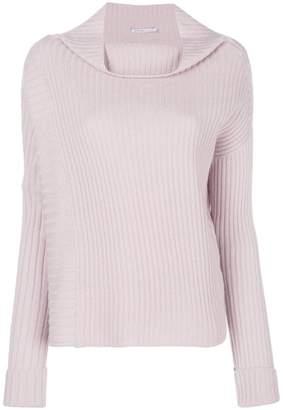 Agnona (アニオナ) - Agnona cowl neck sweater