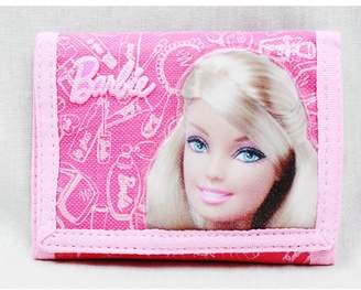 Barbie Trifold Wallet Pink New Gift Toys Girls Licensed ba15860