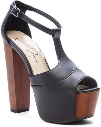 536ec53c481 Jessica Simpson Black Platforms - ShopStyle