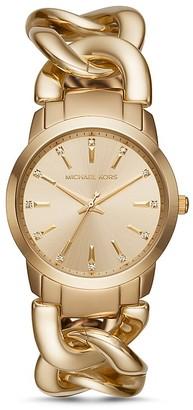 Michael Kors Elena Watch, 35mm $250 thestylecure.com