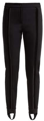 Fendi Stirrup Ski Trousers - Womens - Black