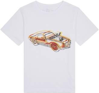 Stella McCartney Car Motif T-Shirt