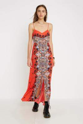 f117dfdf Free People Morning Song Printed Maxi Dress